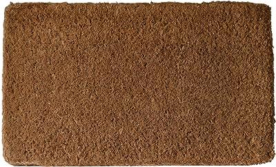 Imports Decor Plain Coir Doormat, 26 x 42-Inch