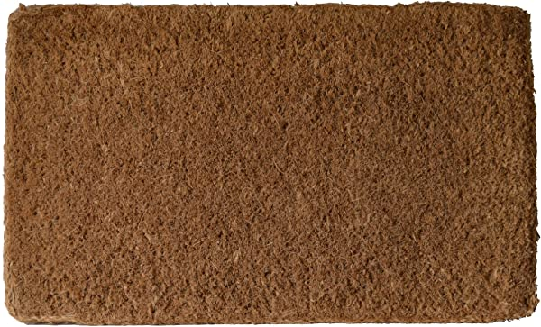 Imports Decor Plain Coir Doormat 26 X 42 Inch