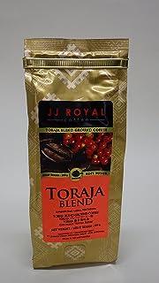 JJ Royal ジェイジェイロイヤル インドネシアコーヒー Toraja Blend トラジャブレンド 200g 中細挽き