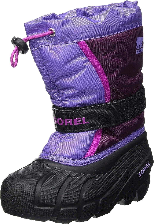 Sorel Childrens Flurry-K Max 83% Max 74% OFF OFF Boot Snow