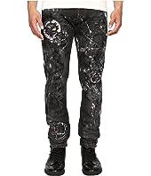 Philipp Plein - Straight Cut Kaleido Jeans