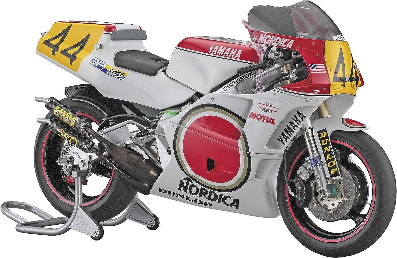 1 12 Gung legend Yamaha YZR500 Ralph Anderson plastic model