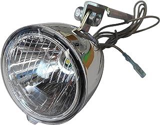 自転車 ライト LEDカゴ下オートライト 1LED 45648