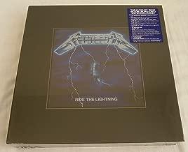 Metallica – Ride The Lightning Box Set, Deluxe Edition, Limited Edition, 2 × Vinyl, LP Vinyl, 12