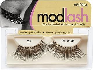 Andrea Mod Strip Lash Pair Style 23, Rose