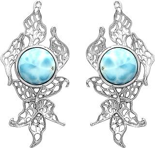 Best contemporary larimar earrings Reviews