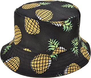 a711d273c9b49 Amazon.co.uk: Black - Bucket Hats / Hats & Caps: Clothing