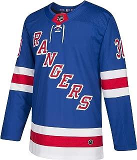 adidas Men's NHL NY Rangers Lundqvist Home Jersey