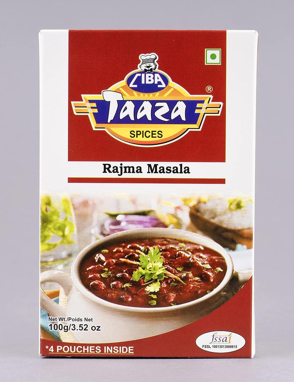 Taaza Atlanta Mall Rajma Masala Max 71% OFF Powder -100 gm 3.52 OZ