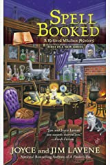 Spell Booked (Retired Witches Mysteries Series Book 1) Kindle Edition