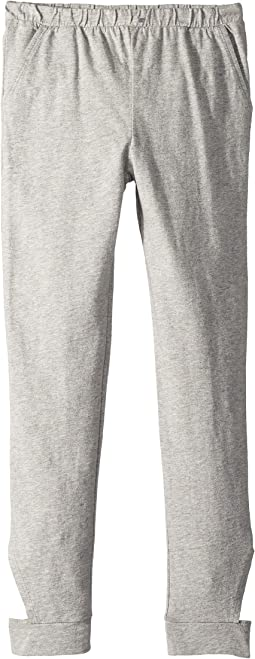 Jersey Vented Slouchy Pants (Big Kids)