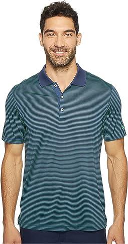 2-Color Merch Stripe Polo