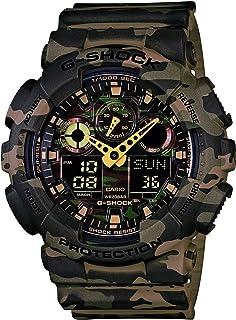 Casio G Shock Fashion Reloj (Modelo: GA-100CM-5ACR