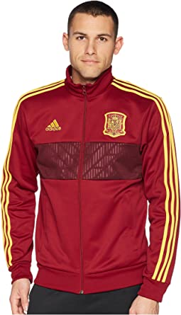 adidas 2018 Spain 3S Track Top