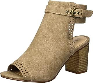 Women's Edia Heeled Sandal Taupe 9 M US