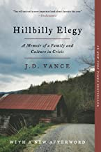 Hillbilly Elegy: A Memoir of a Family and Culture in Crisis (English Edition)
