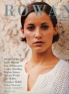 Rowan knitting Magazine 25 (Rowan knitting Magazine, 25)
