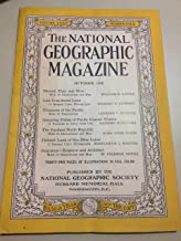 National Geographic Magazine - October 1938 - Volume LXXIV, Number Four