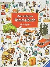 Mein schonstes Wimmelbuch (German Edition)