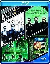 4 Film Favourites: The Matrix Collection (Bilingual) [Blu-ray]