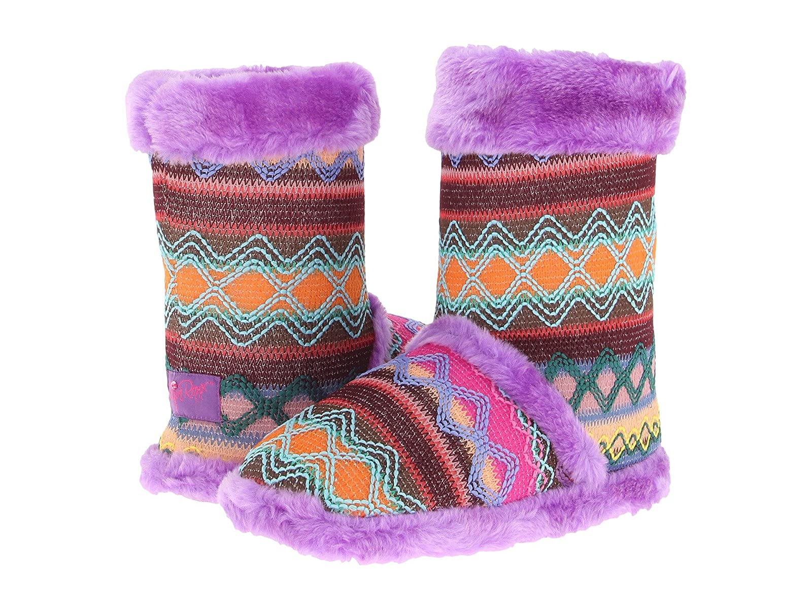 M&F Western Knit Print Bootie SlippersAtmospheric grades have affordable shoes