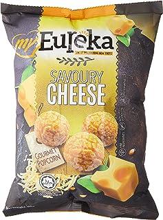 myEureka Savoury Cheese Gourmet Popcorn, 80 g