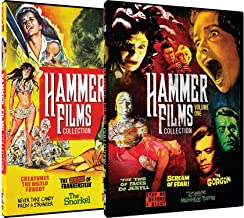 Hammer Film Collection Volumes 1 & 2 11 Films