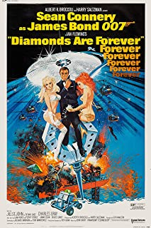 Best diamonds are forever poster Reviews