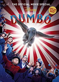Dumbo: The Official Movie Special Book