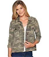 Lucky Brand - Camo Shirt Jacket