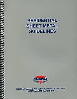 Residential Sheet Metal Guidelines