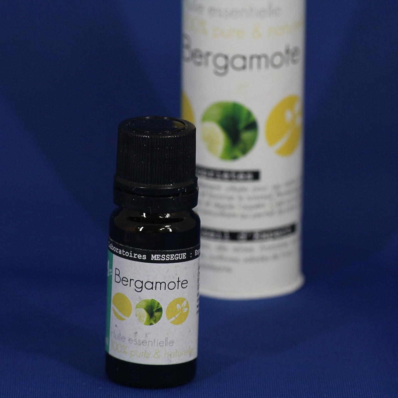 最大化する決して受粉者Labaratoires MESSEGUE Huile essentieiie  100%pure&naturelle Bergamote モーリスメセゲ エッセンシャルオイル ベルガモット