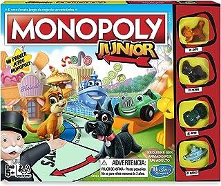 Amazon.es: monopoly - 4 jugadores y más / Juegos y accesorios: Juguetes y juegos