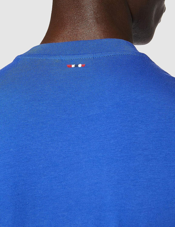 Napapijri Herren Sishop T-Shirt Blau (Ultramarine Blu Bb41)