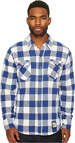 Levi's® Mens - NY Giants Buffalo Western