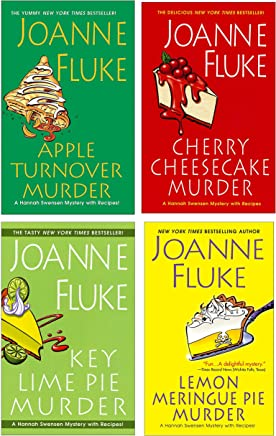 Apple Turnover Murder Bundle with Key Lime Pie Murder, Cherry Cheesecake Murder, Lemon Meringue Pie Murder and an EXTENDED excerpt of Devils Food Cake ... (A Hannah Swensen Mystery) (English Edition)