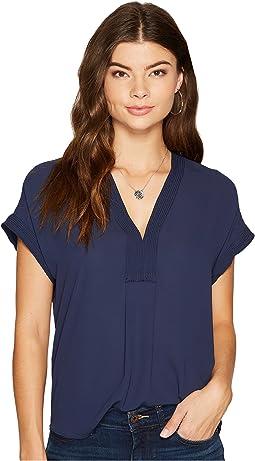 Lucky Brand - Draped Shirt