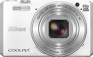 Nikon デジタルカメラ COOLPIX S7000 20倍ズーム 1605万画素 ホワイト S7000WH