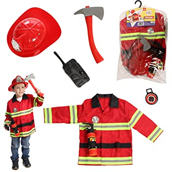 DRESS 2 PLAY Pretend Costume Dress Up Set with Accessories for Kids