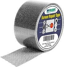 PALMAT® Vliegenscherm Tape – Insectentape – Reparatietape - Waterdicht & Hittebestendig – Binnen & Buiten – 5 x 200 cm - Gris
