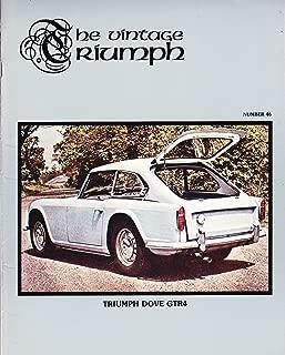 vintage triumph register