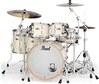 Pearl Session Studio Select Series 5-piece shell pack (hardware/cymbals not included), Nicotine White Marine (STS925XSP/C405