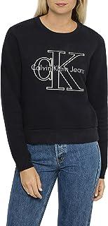 Calvin Klein Women's Harper LS Crew Neck