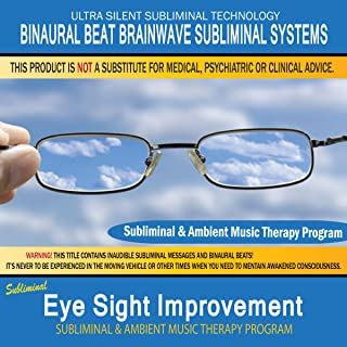 Eye Sight Improvement - Subliminal & Ambient Music Therapy