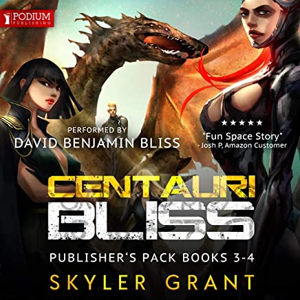 Centauri Bliss: Publisher's Pack 2