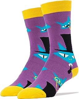 Oooh Yeah Socks ! - Mens Crew - Le Fancy Cats