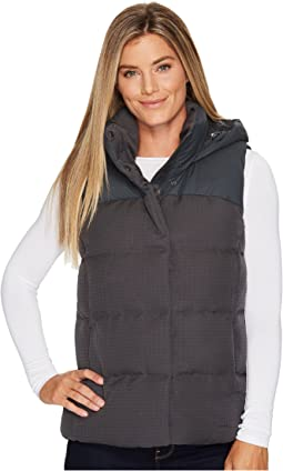 The north face womens nuptse 2 vest tnf black  140d6a4a8