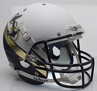 Schutt NCAA Navy Midshipmen Replica XP Football Helmet