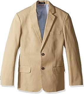 Boys' Twill Blazer Jacket