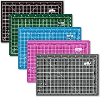 UESTA A3 Cutting Mat (450 x 300 mm) PVC カッターマット カッター 厚さ3.0mm (グレー)